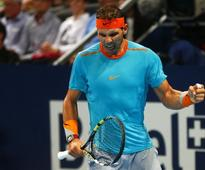 Swiss Indoors Results: Injuries Cannot Stop Nadal as Spaniard Coasts into Second