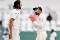 'Kohli played role in Ishant's aggression'