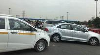 Protests continue at DND, NH8; traffic comes to a standstill
