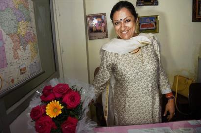 Asha Kumari rejects calls to quit; Congress hits back at BJP