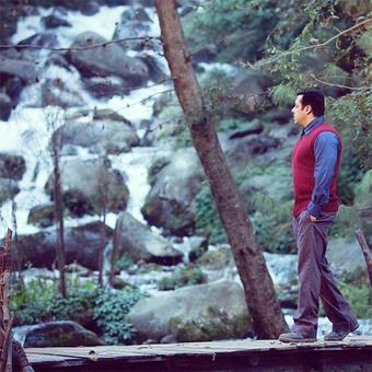 PIX: Salman Khan shoots for Tubelight