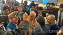PM Narendra Modi reaches out to media on Diwali Milan, speaks of non-discrimination, equality