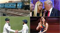 DNA Morning Must Reads: 8 coaches of Mahakaushal Express derail; Ivanka to be Donald Trump's adviser; and more