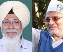 BJP, Yogendra Yadav attacks expulsion of AAP MPs