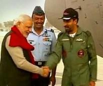 India stands shoulder-to-shoulder with you: Modi tells Siachen troops