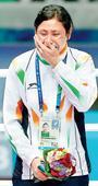 AIBA suspends Sarita Devi