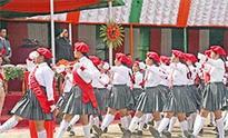 Independence Day celebrated across NE