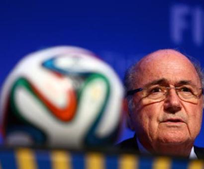 Asia backs embattled FIFA chief Blatter