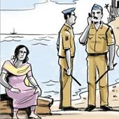 Woman reconverted inside police station, three cops suspended