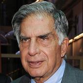 Don't get disillusioned, support Narendra Modi: Ratan Tata to India Inc