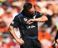 World Cup: 'Popeye' Brendon McCullum Gets All-Clear After Mitchell Johnson Arm Ball