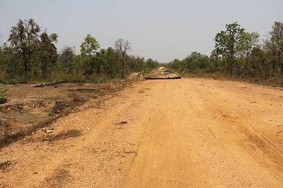 Why roads hold the key in 'war' against Naxals