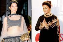 Oops! Did Ash copy Kangna`s style at Cannes
