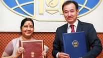India-Mongolia ties not of convenience but of 'trust, spiritual strength': Sushma Swaraj