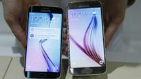 Samsung shares rise as company launches Galaxy S6 and S6 Edge smartphones