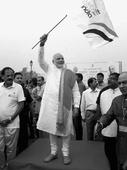 Congress Fumes as Modi Skips Indira Event