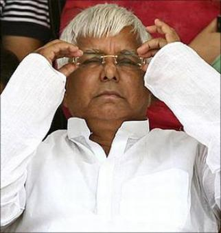 Take it positively: Lalu on calling flood victims 'fortunate'