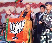 Amit Shah defends Kiran Bedi's induction in the party