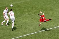 Euro 2016: Quaresma heads Portugal into QF with late winner over Croatia