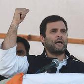 Delhi polls: Rahul Gandhi accuses BJP of inciting riots in poll bound areas