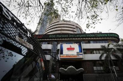 Markets open in the red on first day of FY15-16