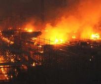 23 dead in Egyptian factory fire