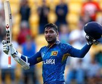 CWC 2015 ENG vs SL: Sanga steals limelight in Lanka's 9-wicket win