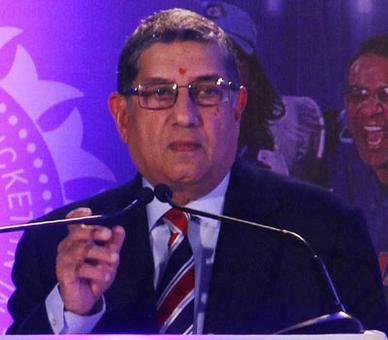 ICC chief Srinivasan on backfoot? Says won't respond to Thakur!