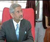 Foreign Secretary Jaishankar begins SAARC Yatra with Bhutan