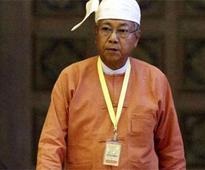 Myanmar president to visit India