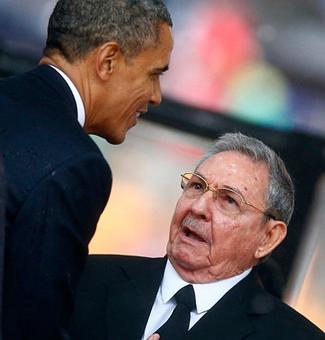Cuban president Castro to visit US?
