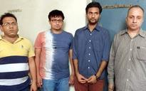 Doctor among 3 arrested for cloning hundreds of cheques in Delhi