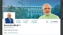 PM Modi's addresses e-Governance conference on Twitter, pushes for mobile first strategy
