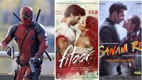 Box office collection: 'Sanam Re' and 'Deadpool' show decent growth; 'Fitoor' limited on day 2