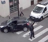 Drone strike kills militant linked to Charlie Hebdo attack: US