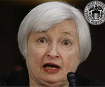 Janet Yellen sees 'dangers' in 'quite high' stock valuations