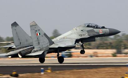Sukhoi fighter jet with 2 pilots goes missing in Assam