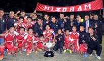 Mizoram annexes maiden Santosh Trophy