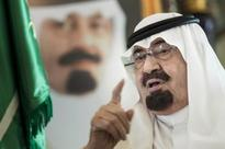 Saudi king warns of terrorism threat to U.S., Europe