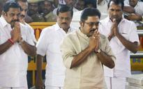 TTV Dinakaran confesses to meeting middleman in EC bribery case, assumed he was high court judge