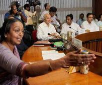 Presidential Election 2017: Meira Kumar to begin poll campaign from Sabarmati Ashram in Gujarat