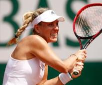 Kerber suffers French Open exit