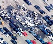 Bin Laden kin die in UK plane crash