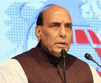 Let land bill be passed first, amendments may be made later: Rajnath to opposition