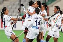 Indian women crush T&T 14-0 in hockey