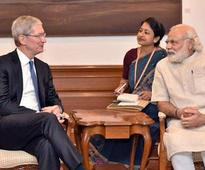 Govt working on options for duty sops sought by Apple