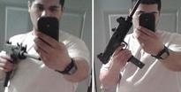 Selfie With Gun: US Teen Kills Himself