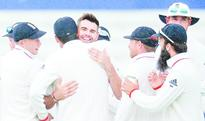 James first Englishman to join 400 club in Tests