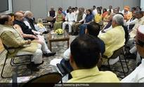 What PM Modi, Amit Shah told UP MPs at breakfast
