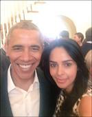 Check out Mallika Sherawat meets President Barack Obama again